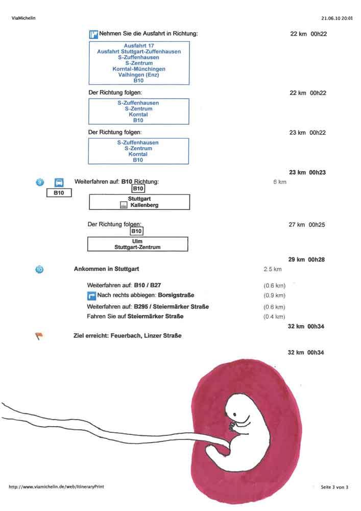 Mein Leben via Michelin - Lena Röth